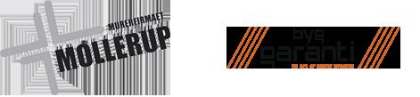 Murerfirmaet Mollerup logo